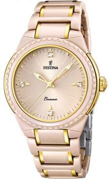 fashion наручные  женские часы Festina 16698.3. Коллекция Ceramic