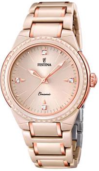 fashion наручные  женские часы Festina 16698.6. Коллекция Ceramic