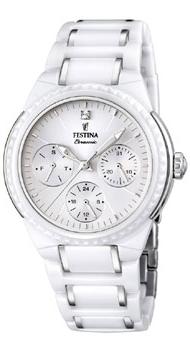 fashion наручные  женские часы Festina 16699.1. Коллекция Ceramic