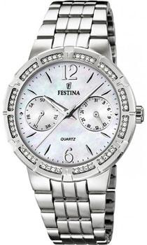 fashion наручные  женские часы Festina 16700.1. Коллекция Multifunction