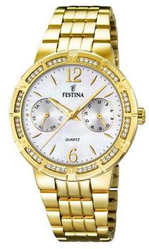 fashion наручные  женские часы Festina 16701.1. Коллекция Multifunction