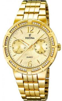 fashion наручные  женские часы Festina 16701.2. Коллекция Multifunction