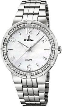 fashion наручные  женские часы Festina 16703.1. Коллекция Classic