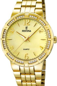 fashion наручные  женские часы Festina 16704.2. Коллекция Classic