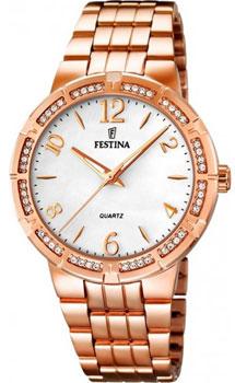 fashion наручные  женские часы Festina 16705.1. Коллекция Classic