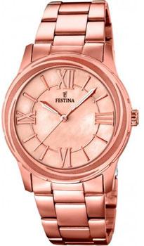 fashion наручные  женские часы Festina 16725.2. Коллекция Mademoiselle