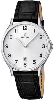 fashion наручные  мужские часы Festina 16745.1. Коллекция Classic