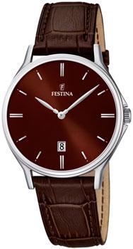 fashion наручные  мужские часы Festina 16745.4. Коллекция Classic