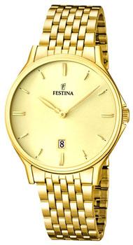 fashion наручные  мужские часы Festina 16746.2. Коллекция Classic