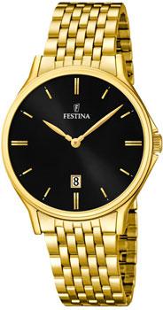 fashion наручные  мужские часы Festina 16746.4. Коллекция Classic