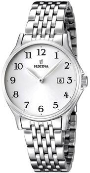 fashion наручные  женские часы Festina 16748.1. Коллекция Acero Moda