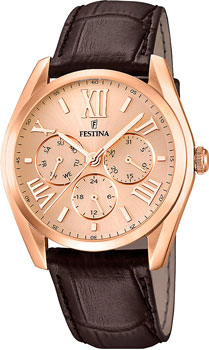 fashion наручные  мужские часы Festina 16754.2. Коллекция Multifunction