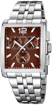 fashion наручные  мужские часы Festina 16755.3. Коллекция Chronograph