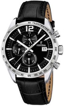 fashion наручные  мужские часы Festina 16760.4. Коллекция Chronograph