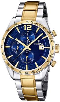 fashion наручные  мужские часы Festina 16761.2. Коллекция Chronograph