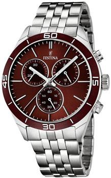 fashion наручные  мужские часы Festina 16762.3. Коллекция Chronograph