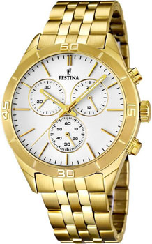 fashion наручные  мужские часы Festina 16764.1. Коллекция Chronograph