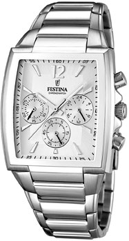 fashion наручные  мужские часы Festina 16765.1. Коллекция Chronograph