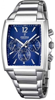 fashion наручные  мужские часы Festina 16765.2. Коллекция Chronograph