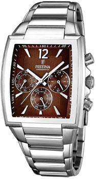 fashion наручные  мужские часы Festina 16765.3. Коллекция Chronograph
