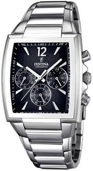 fashion наручные  мужские часы Festina 16765.4. Коллекция Chronograph