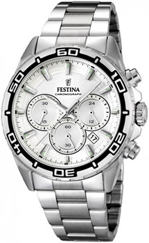 fashion наручные  мужские часы Festina 16766.1. Коллекция Chronograph