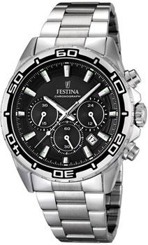 fashion наручные  мужские часы Festina 16766.4. Коллекция Chronograph