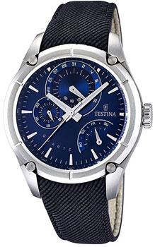 fashion наручные  мужские часы Festina 16767.2. Коллекция Multifunction