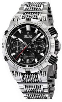 fashion наручные  мужские часы Festina 16774.4. Коллекция Chrono Bike