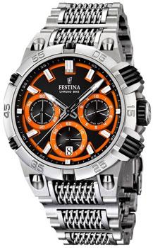 fashion наручные  мужские часы Festina 16774.6. Коллекция Chrono Bike