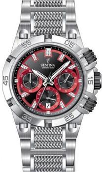 fashion наручные  мужские часы Festina 16774.8. Коллекция Chrono Bike