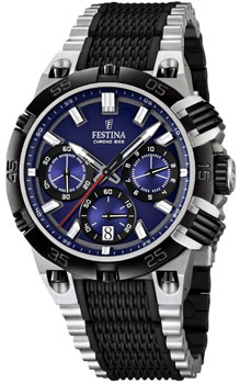 fashion наручные  мужские часы Festina 16775.2. Коллекция Chrono Bike