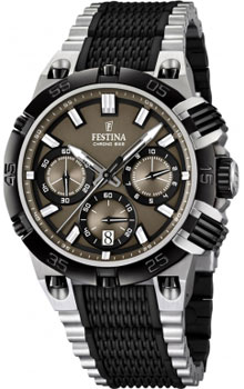 fashion наручные  мужские часы Festina 16775.3. Коллекция Chrono Bike