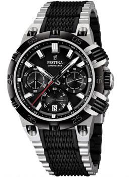 fashion наручные  мужские часы Festina 16775.4. Коллекция Chrono Bike