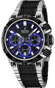fashion наручные  мужские часы Festina 16775.5. Коллекция Chrono Bike
