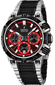 fashion наручные  мужские часы Festina 16775.8. Коллекция Chrono Bike