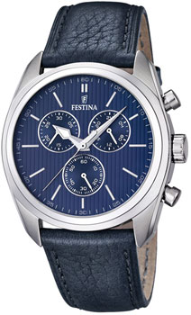 fashion наручные  мужские часы Festina 16779.3. Коллекция Chronograph
