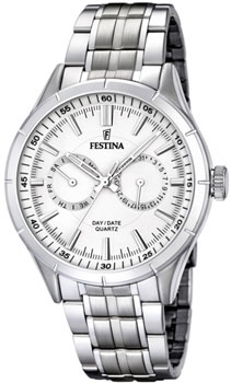 fashion наручные  мужские часы Festina 16780.1. Коллекция Chronograph