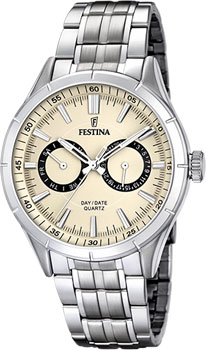 fashion наручные  мужские часы Festina 16780.2. Коллекция Chronograph