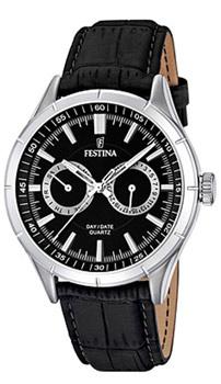fashion наручные  мужские часы Festina 16781.4. Коллекция Retro