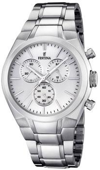 fashion наручные  мужские часы Festina 16782.1. Коллекция Chronograph