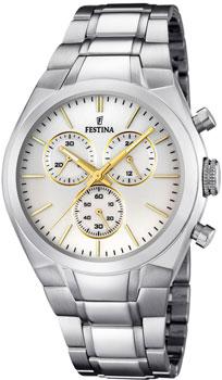 fashion наручные  мужские часы Festina 16782.4. Коллекция Chronograph