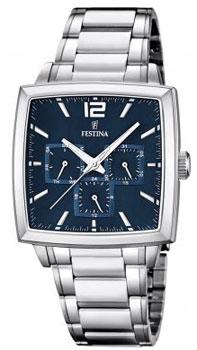 fashion наручные  мужские часы Festina 16783.2. Коллекция Chronograph