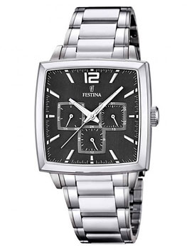fashion наручные  мужские часы Festina 16783.3. Коллекция Chronograph