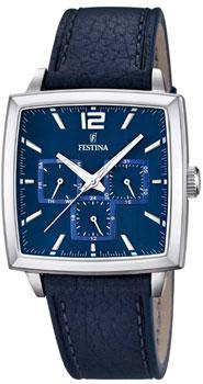 fashion наручные  мужские часы Festina 16784.2. Коллекция Multifunction