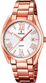 fashion наручные  женские часы Festina 16793.1. Коллекция Boyfriend Collection
