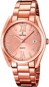 fashion наручные  женские часы Festina 16793.2. Коллекция Boyfriend Collection