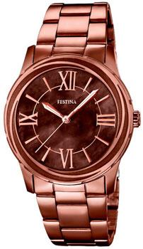 fashion наручные  женские часы Festina 16799.1. Коллекция Mademoiselle