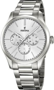 fashion наручные  мужские часы Festina 16810.1. Коллекция Boyfriend Collection