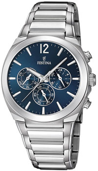 fashion наручные  мужские часы Festina 16817.2. Коллекция Boyfriend Collection
